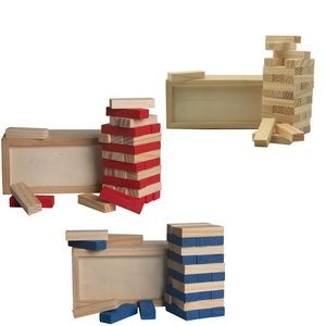 Tower Wooden Puzzle