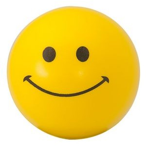 Smiley Face Squeezies® Stress Reliever