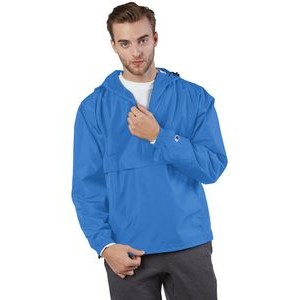 Champion Adult Packable Anorak 1/4 Zip Jacket