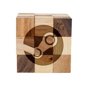 COPPERHEAD Small Wood Puzzle