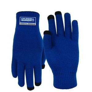 3 Finger Activation Text Gloves