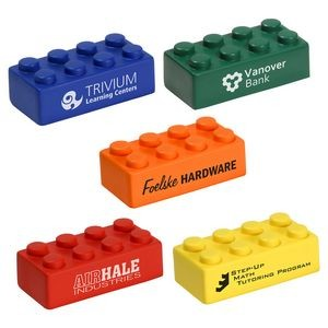 Building Block Stress Reliever Individual Piece